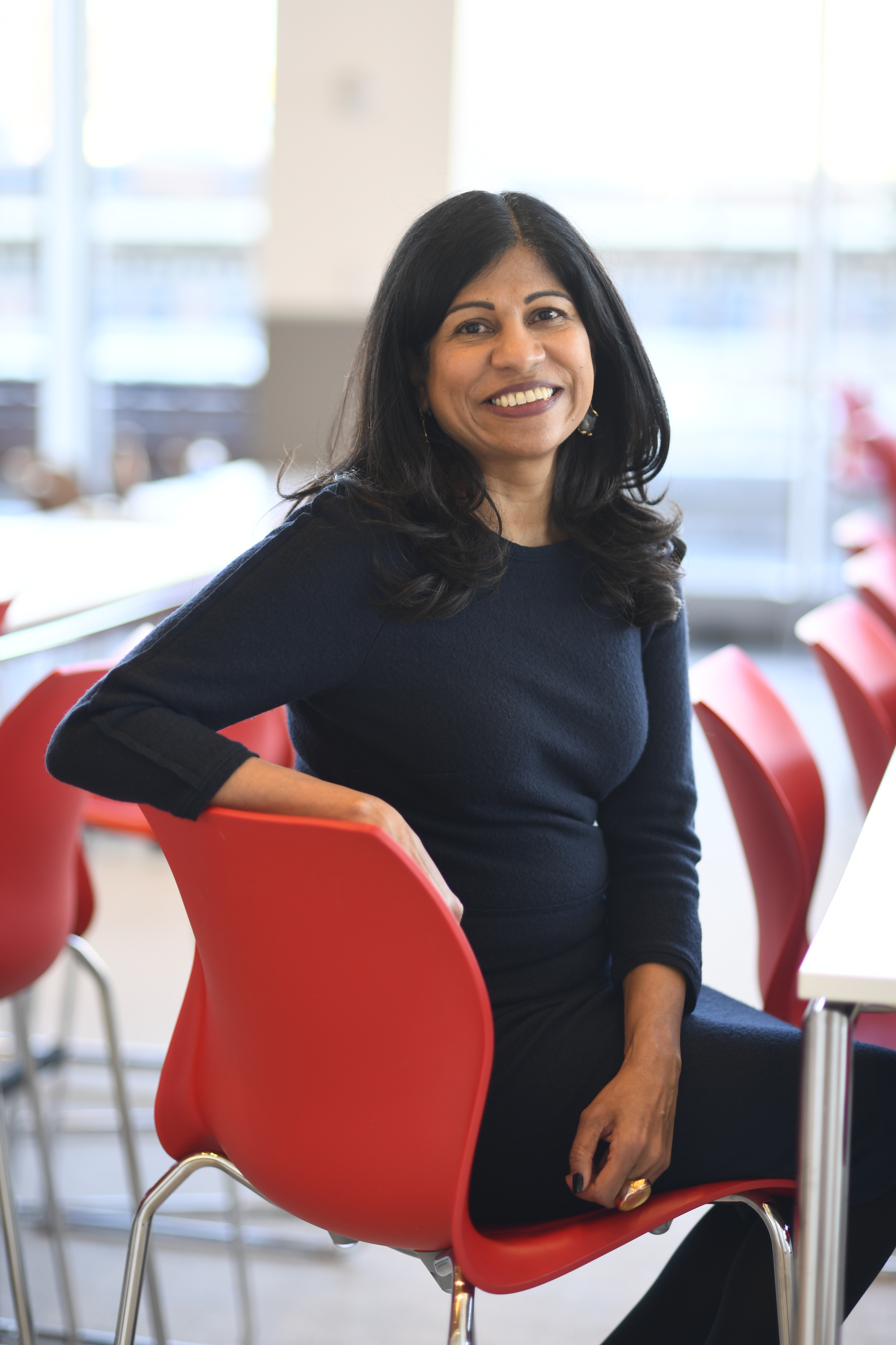 Lata N. Reddy, head of Corporate Social Responsibility, and chair and president of The Prudential Foundation. Follow her on Twitter: @latareddy (Photo: Business Wire)