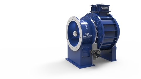 ClearPower North America has launched a patented, axial flow, fixed-blade Kaplan Industrial Turbine  ...