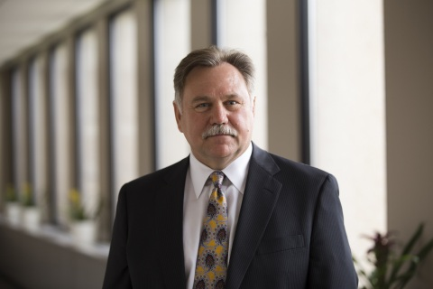 Eric L. Keen, P.E., HDR's president and chief operating officer, will replace George A. Little as chairman and CEO in 2018. (Photo: Business Wire)