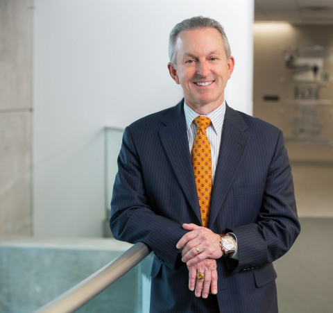 George A. Little, P.E., HDR's Chairman and CEO, announced he will be retiring at the end of the year. (Photo: Business Wire)