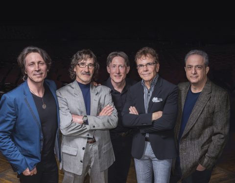 Donnie Iris and The Cruisers will perform at Rivers Casino's amphitheater on Saturday, July 29 at 8 p.m. (Photo: Business Wire)