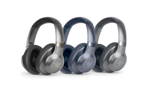 Peak Comfort and Immersive Sound: JBL Reaches New Heights with Wireless Everest 2.0 Headphones (Photo: Business Wire)