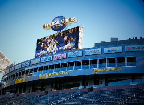 LA Galaxy names Universal Studios Hollywood as exclusive theme park partner of the club and home sta ...