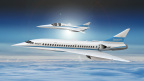 Stratasys empowers Boom to improve speed of development of XB-1, their supersonic demonstrator, taking flight next year (Photo: Business Wire)