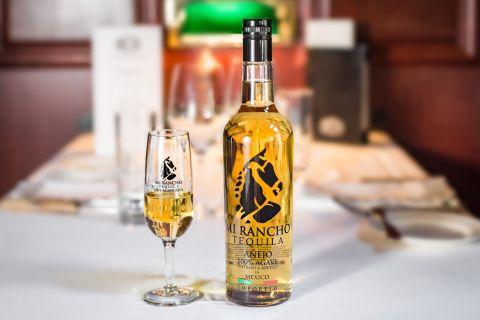 Mi Rancho Añejo Premium Tequila, 801 Chophouse Restaurant, KCMO Photo: Angela Bond