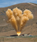 Orbital ATK, with NASA and Lockheed Martin, successfully test fired its launch abort motor that is integral to NASA's Orion spacecraft Launch Abort System, which greatly increases astronaut safety. (Photo: Business Wire)