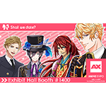 NTT Solmare's Shall we date? and Moe! Ninja Girls Attend Anime Expo 2017 in Los Angeles