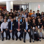 Axalta hosts Campus Talk for five top China universities at newly opened Asia-Pacific Technology Center