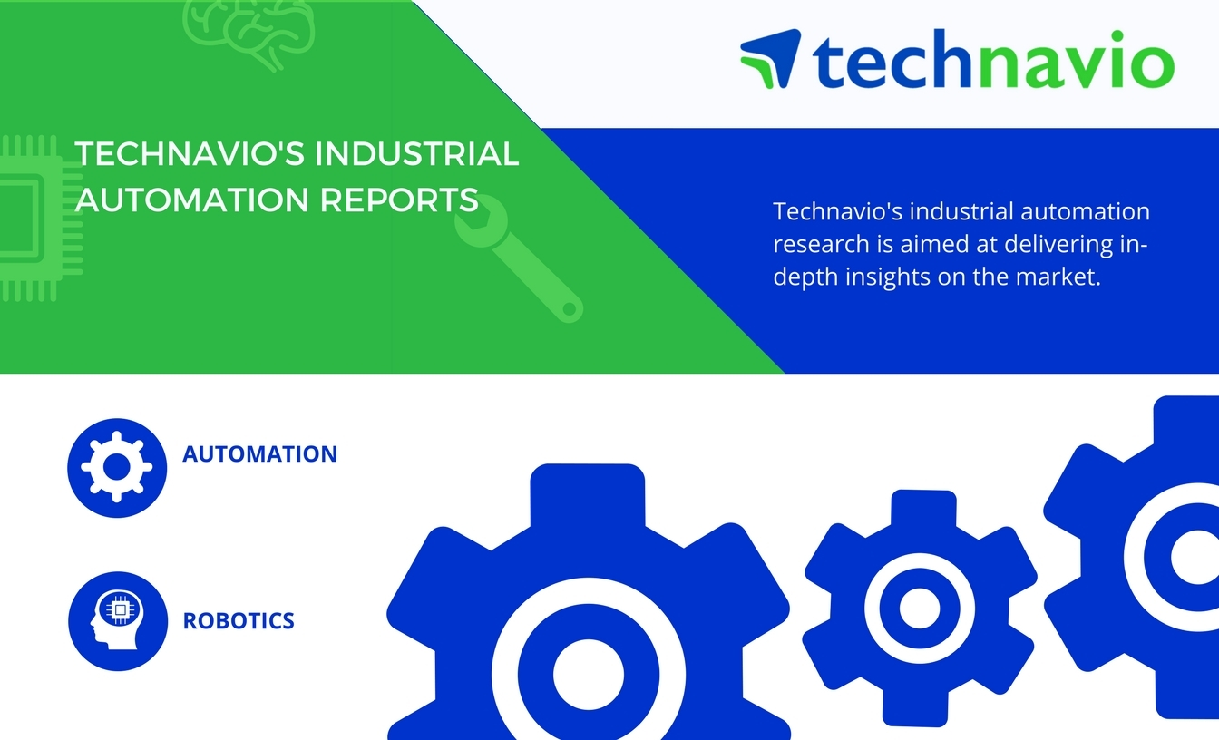 Technavio's industrial automation industry reports cover the automation and robotics markets. (Graphic: Business Wire)