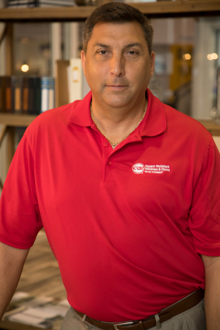 Daryl Hendricks, newly appointed Senior Vice President of Operations of CGI® and WinDoor®. (Photo: B ...