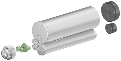 蘇爾壽的F-系統:廣東高院禁止科惠墨水匣在中國的廣告或銷售。圖片來源:蘇爾壽混合技術有限公司,可免費使用。