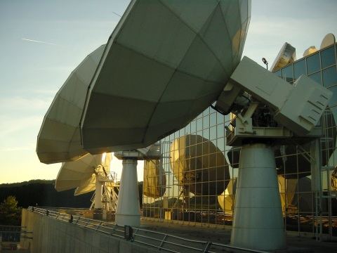 SES Transfers Capacity from AMC-9 Satellite Following Significant Anomaly (Photo: Business Wire)