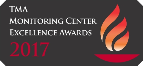 TMA Monitoring Center Excellence Awards (Photo: Business Wire)