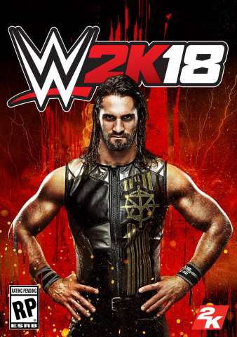 2K today announced Seth Rollins as the cover Superstar for WWE® 2K18, the forthcoming release in the ...