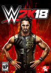 2K today announced Seth Rollins as the cover Superstar for WWE® 2K18, the forthcoming release in the flagship WWE video game franchise. (Photo: Business Wire)