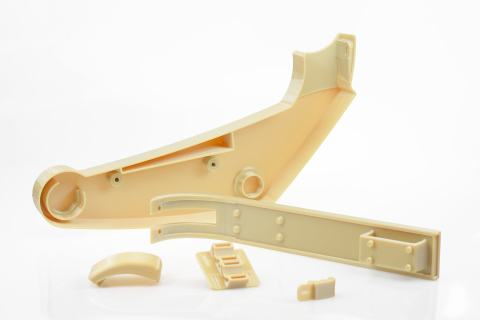 Producing and certifying flight-qualified interior components for original manufacture or aftermarket spares is simplified by the Stratasys Aircraft Interiors Certification Solution (Photo: Business Wire)