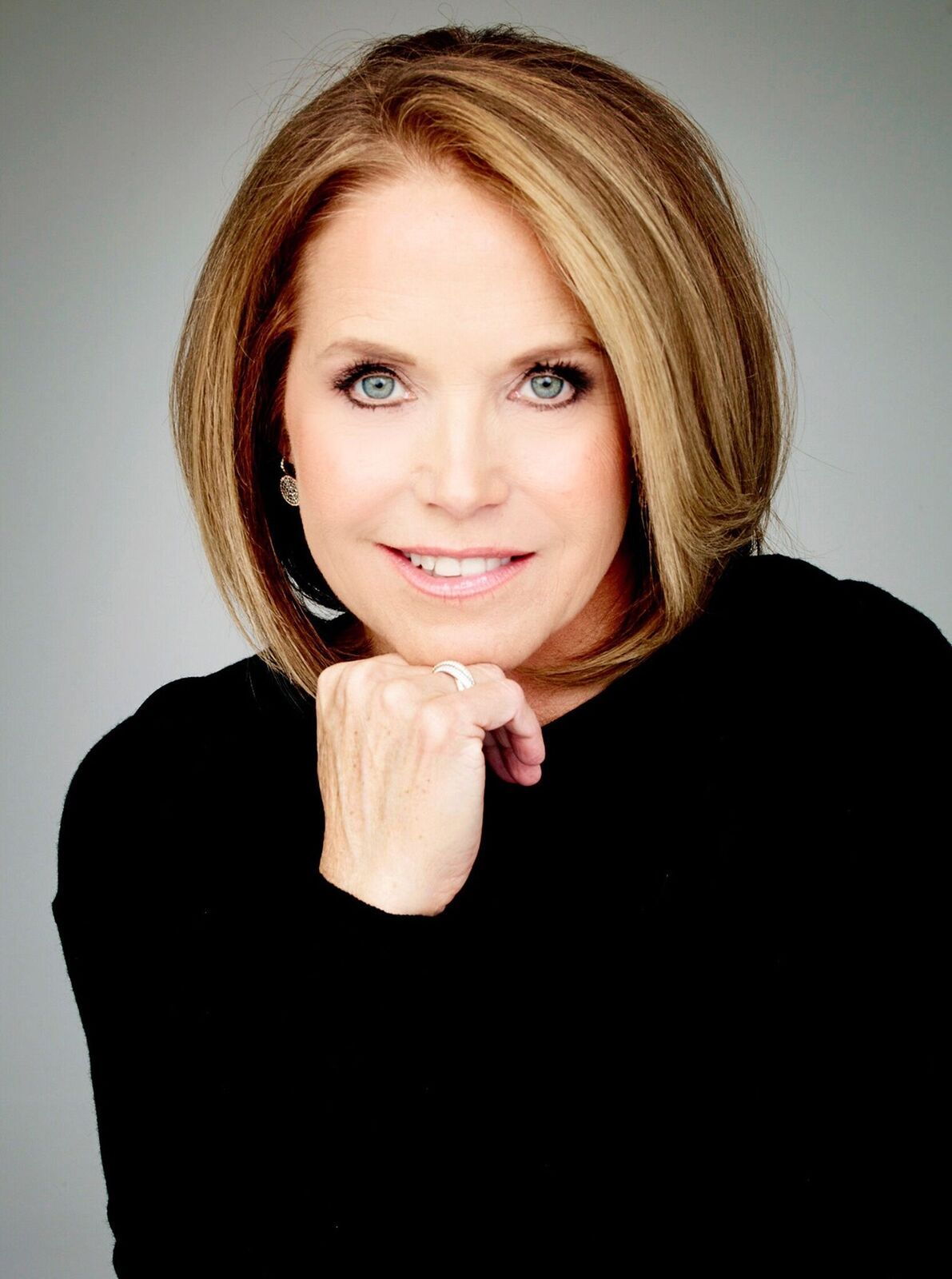 Katie Couric Headshot (Photo: Business Wire)