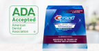The American Dental Association (ADA) today announced the Crest 3D White Glamorous White Whitestrips as the only home-use tooth bleaching product to receive the ADA Seal of Acceptance. (Photo: Business Wire)