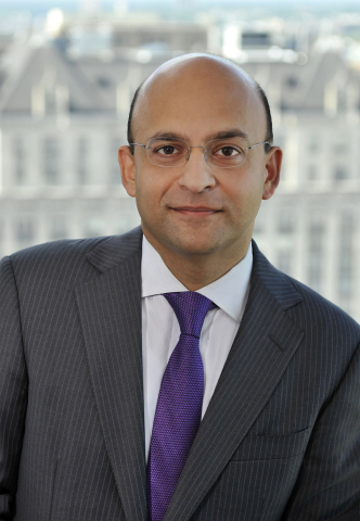 Taimur Hyat, chief strategy officer, PGIM (Photo: Business Wire)