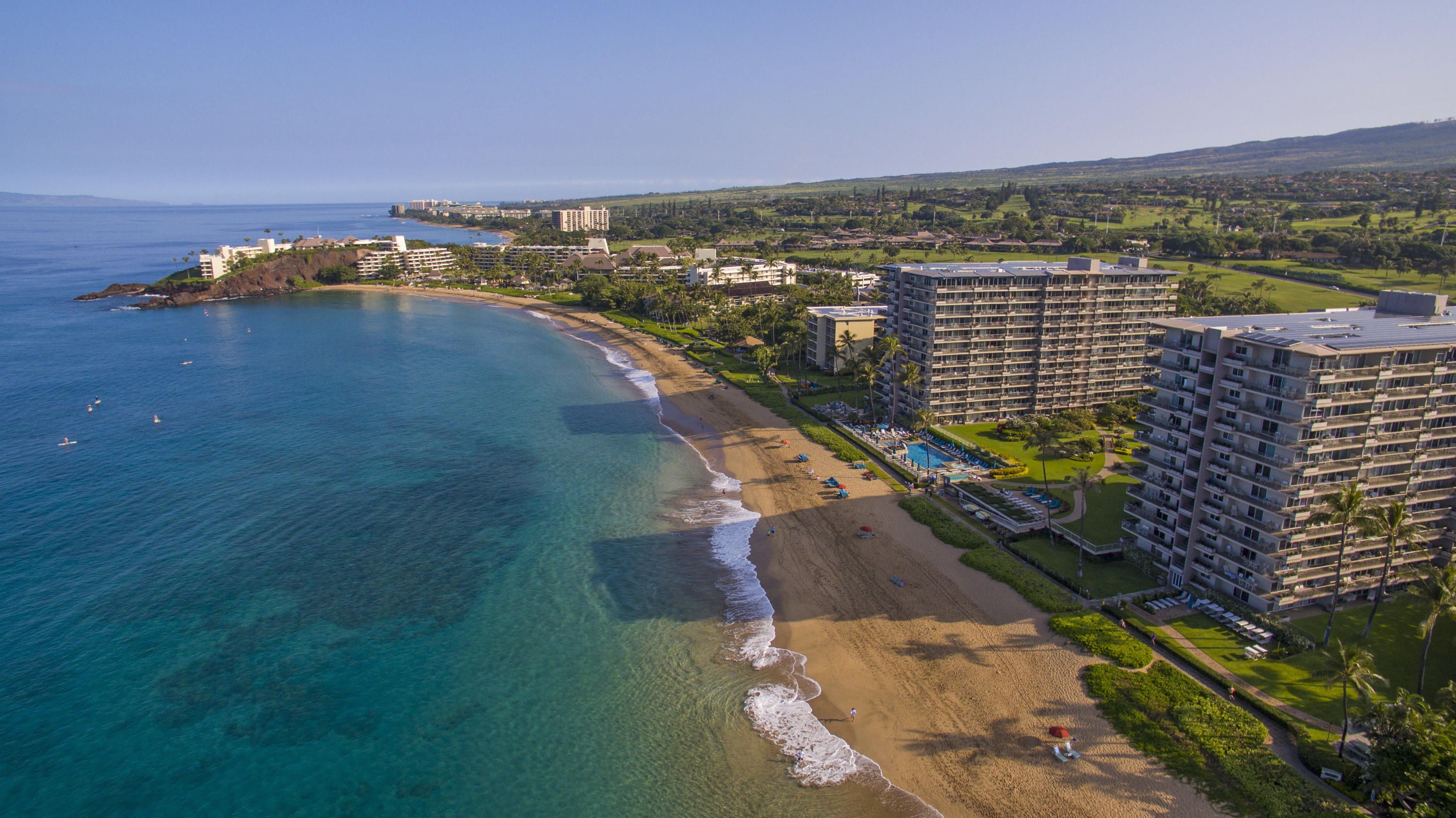 """Kaanapali Says """"Aloha-aaaaah"""" to Two New Spas - Maui has two new ways to destress, relax, and unwind – Puamana Day Spa, located within Aston Kaanapali Shores and The Spa at Aston at the Whaler on Kaanapali Beach. (Photo: Business Wire)"""