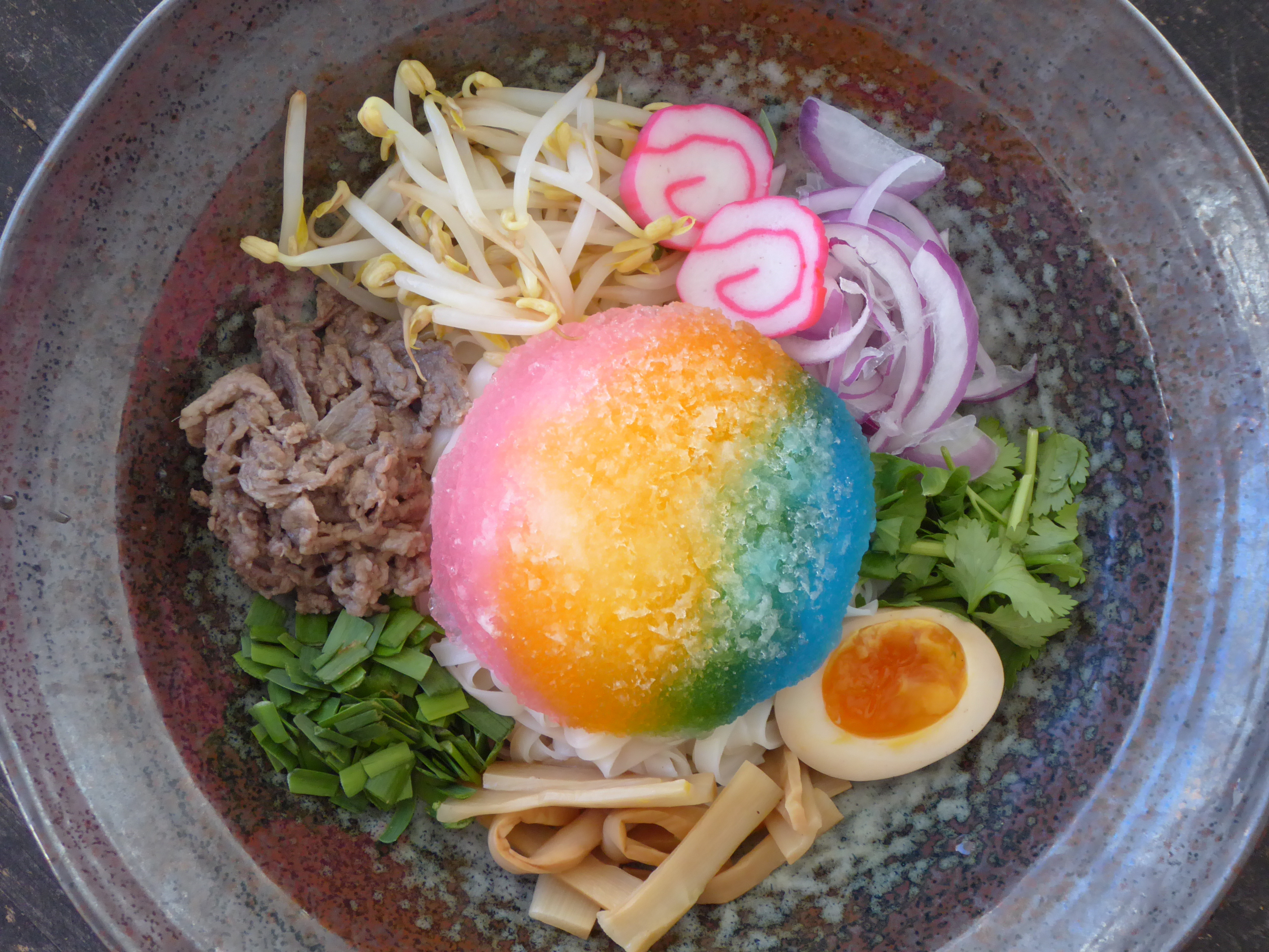 Pho Meets Shave Ice at Aqua Oasis Hotel - Agalico Waikiki is the newest restaurant to open inside Aqua Oasis Hotel with unique dishes Pho Shaved Ice. (Photo: Business Wire)