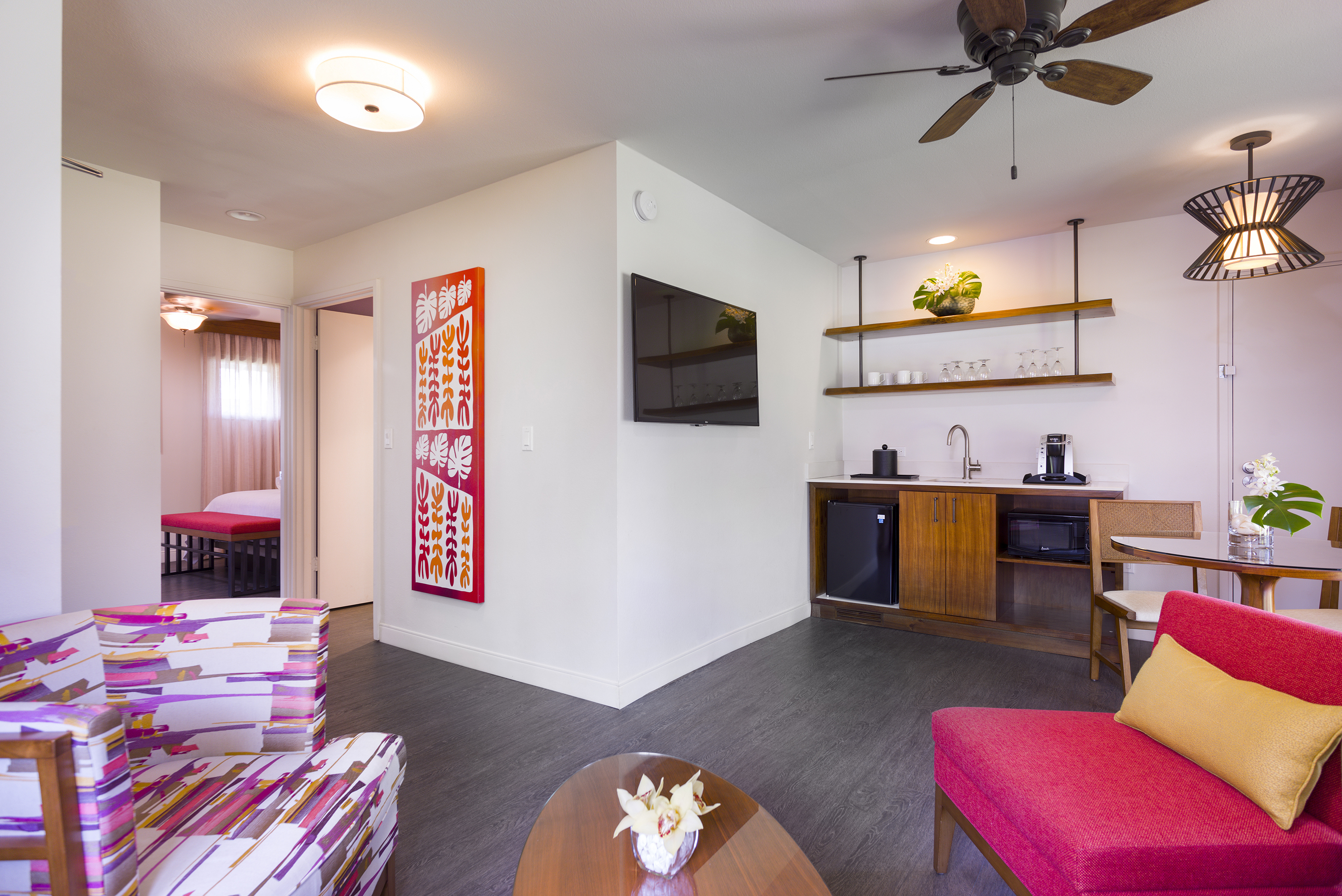 Hilton Garden Inn Kauai at Wailua Bay - The beach view cottages at Hilton Garden Inn Kauai at Wailua Bay are an essential ingredient for a perfect island getaway, and the hotel's best kept secret.(Photo: Business Wire)
