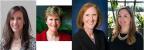 Left to right: Allison Fried, Julie Kearney, Glenda MacMullin, Melissa Matalon (Photo: Business Wire)