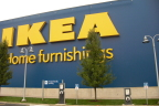 IKEA to install 3 electric vehicle charging stations at future Indianapolis-area store, opening Fall 2017 in Fishers, IN. (Graphic: Business Wire)
