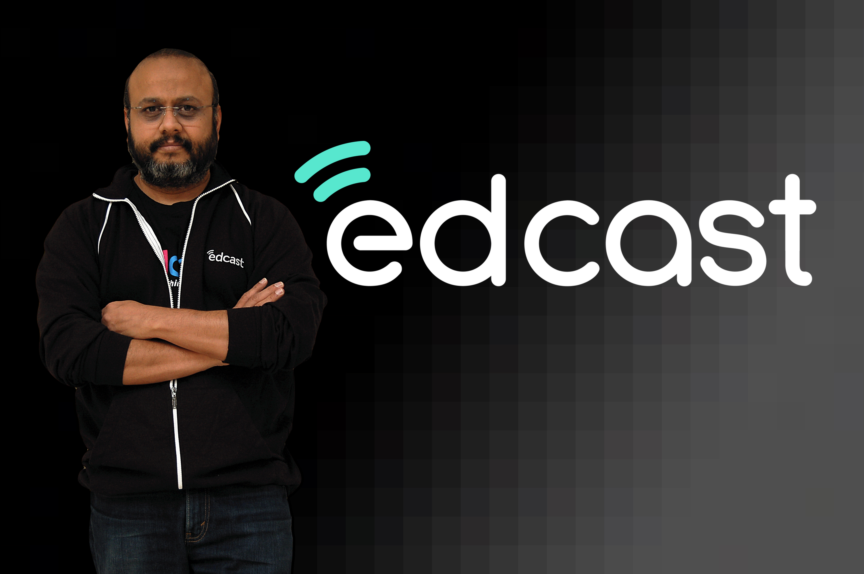 Karl Mehta, Founder & CEO of EdCast (Photo: Business Wire)