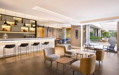 Le Méridien Visconti Rome - Le Méridien Hub (Photo: Le Méridien Hotels & Resorts)