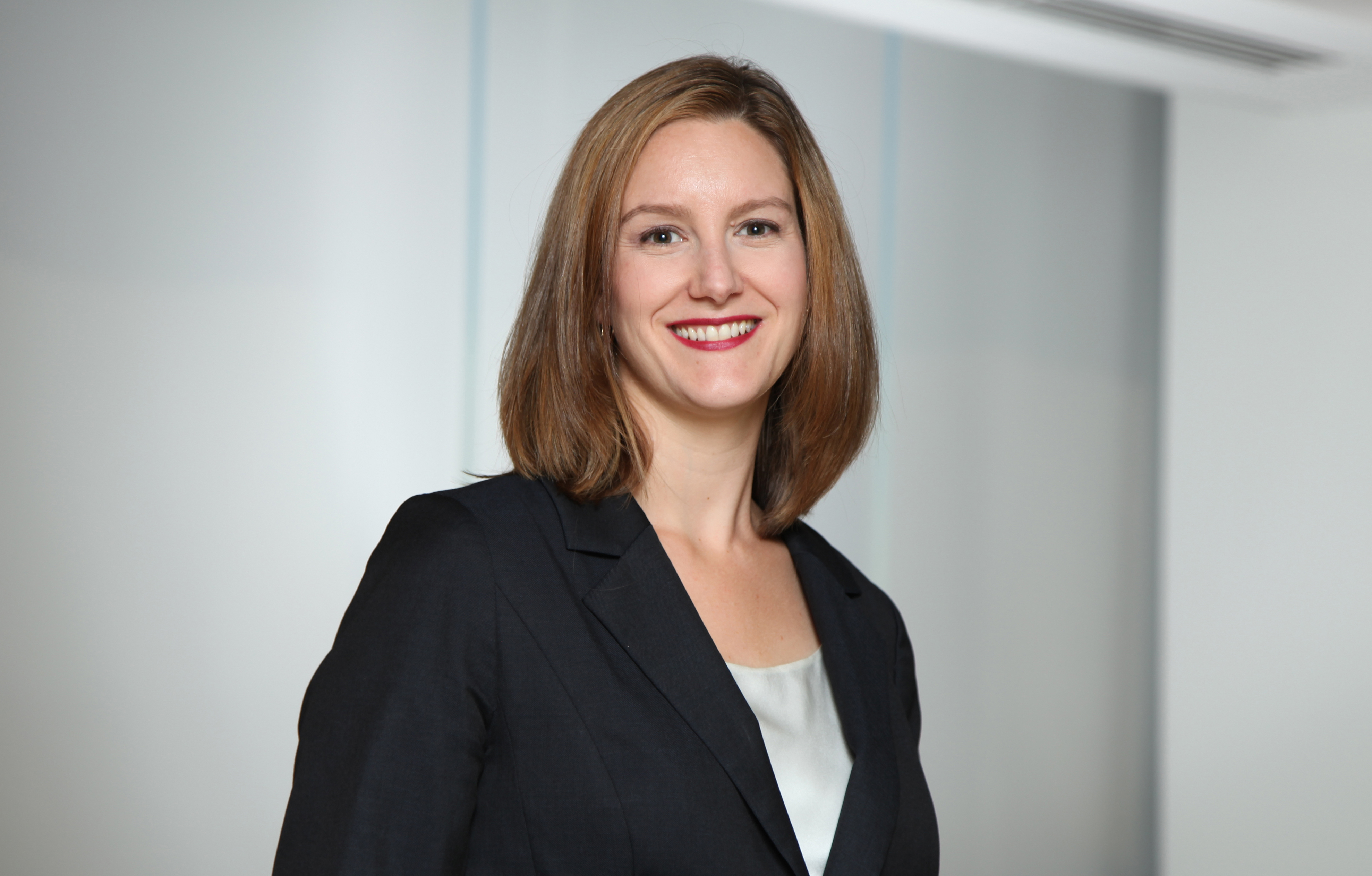 Hunton & Williams LLP has appointed partner Amanda L. Wait to lead its competition and consumer protection practice. (Photo: Business Wire)