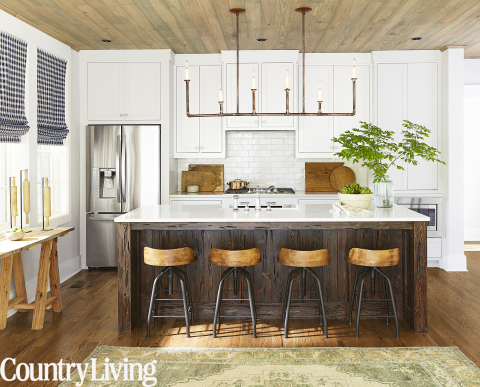Country Living Lake House of the Year Kitchen (Photo: Business Wire)