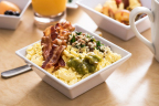"Hyatt Place debuts new ""Build Your Own"" breakfast offerings, including the California Dreamin' Breakfast Bowl, which features cage-free eggs topped with ancient grain and kale blend, all-natural bacon and avocado salsa (Photo by Hyatt Place)"