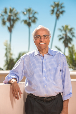 Anant Yardi, Founder of Yardi Systems (Photo: Business Wire)