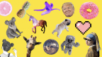 Popular Community Stickers made with PicsArt (Graphic: Business Wire)