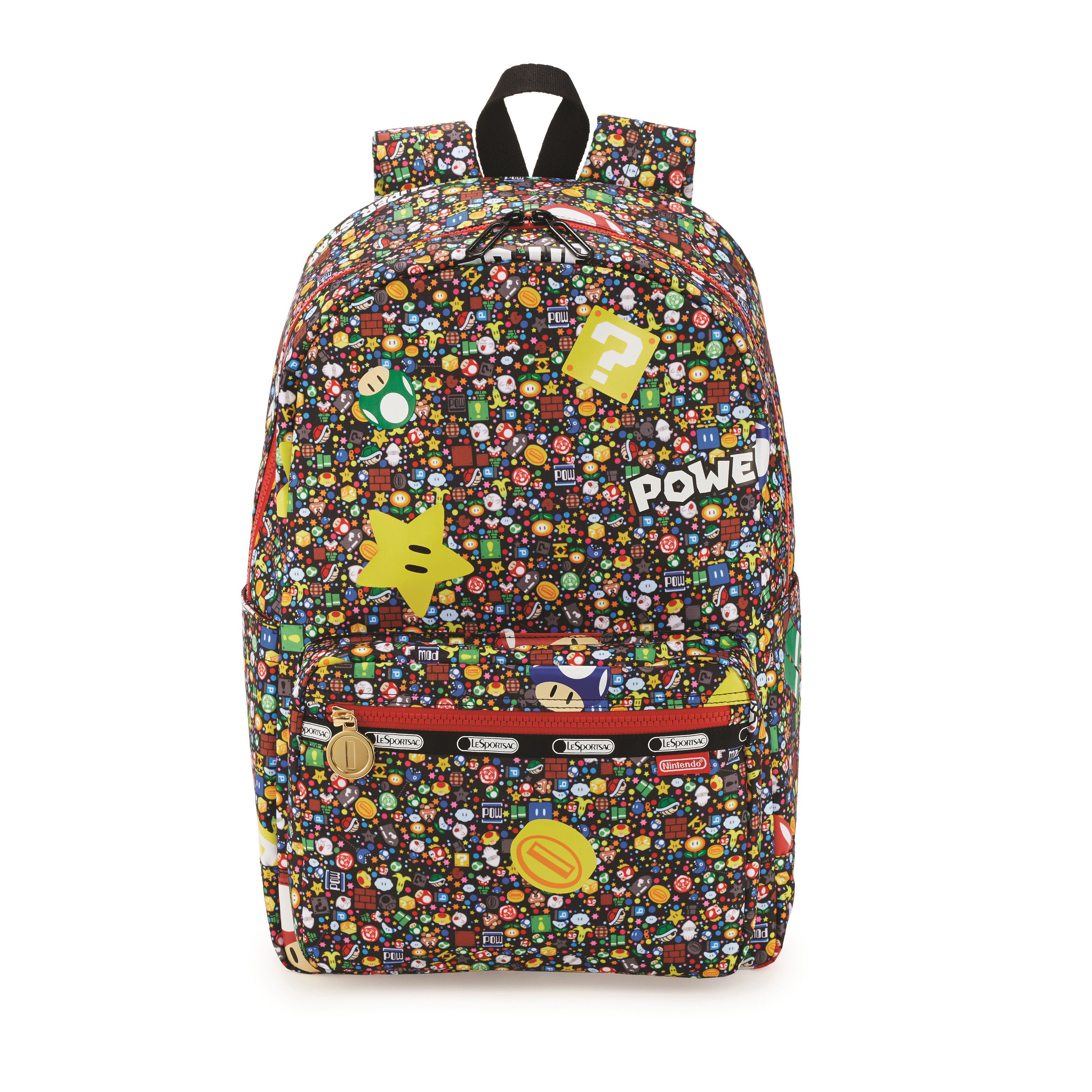 The LeSportsac X Nintendo collection launches in Japan on July 19 and will be available in other countries, including the United States, this fall. (Photo: Business Wire)