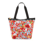LeSportsac and Nintendo have teamed up to celebrate one of the most recognizable video game icons, Mario, with a special collection of totes, backpacks and accessories - launching in time for the holiday travel season. (Photo: Business Wire)