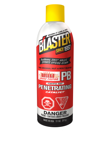 The Original PB B'laster Penetrant - Canadian can (English) (Photo: Business Wire)