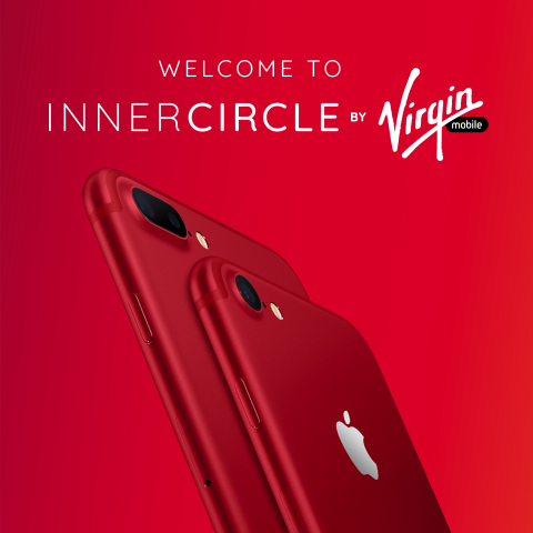 Welcome to the Inner Circle by Virgin Mobile USA  (Photo: Business Wire)