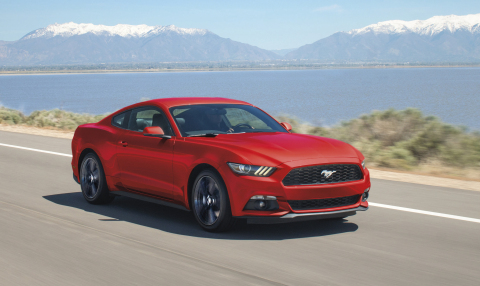 Ford has earned the No. 2 ranking of all non-premium brands in this year's J.D. Power Initial Quality Study – Ford's best ranking in the 31-year history of the report (Photo: Business Wire)