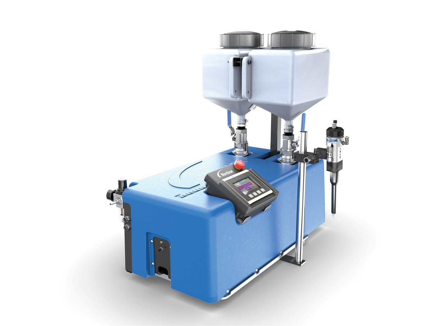 Nordson SEALANT EQUIPMENT Introduces a Comprehensive New Range of