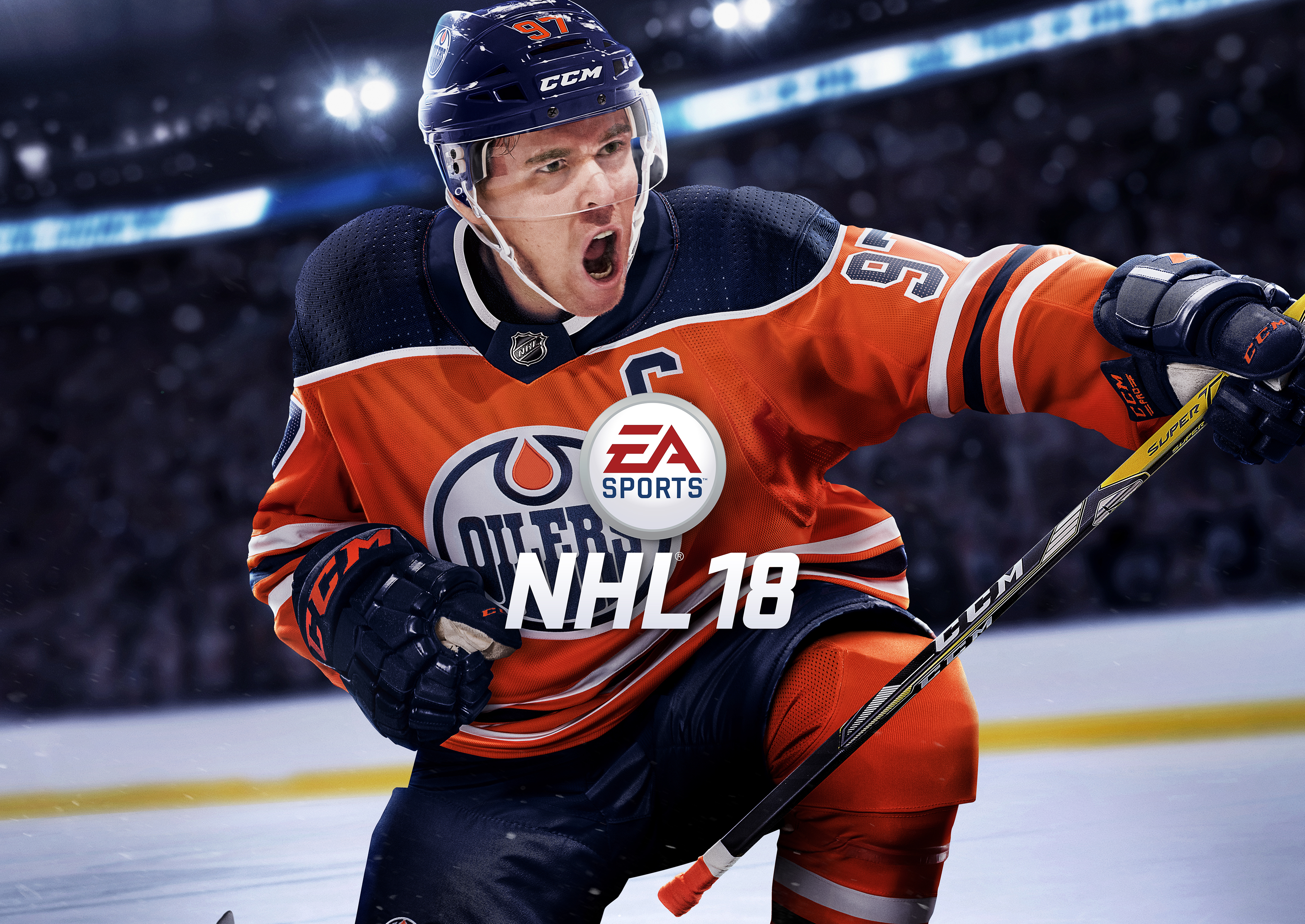 EA SPORTS NHL 18 Reveals Edmonton Oilers Superstar Connor McDavid as ... 0d9503ff6