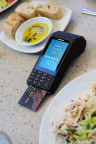 The Portable: Verifone V240m (Photo: Business Wire)
