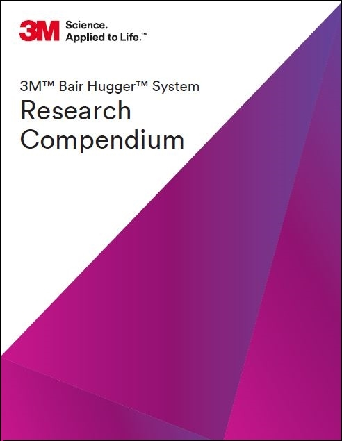 The updated 3M™ Bair Hugger™ System Research Compendium includes summaries of over 200 patient warming studies across a range of surgeries. (Graphic: Business Wire)