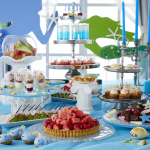 Keio Plaza Hotel Tokyo Hosts 'Princess Mermaid Sweets Buffet' Commemorating the Fairy Tale Written by Hans Christian Andersen