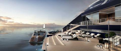 The Ritz-Carlton Yacht (Photo: The Ritz-Carlton)