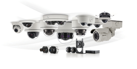 Arecont Vision megapixel cameras are Made in USA.