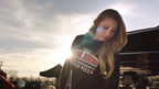 The new Papa John's Pizza ad features the underdog story of dragster driver Leah Pritchett. The campaign spotlights her 11,000-horsepower, gold Papa John's dragster, a salute to Papa John's own symbol of sacrifice (his iconic Camaro Z28).