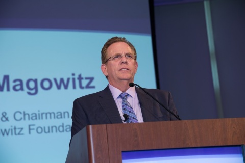 Mattress industry veteran Roger E. Magowitz founded the Seena Magowitz Foundation in honor of his mother, Seena, who lost her battle to pancreatic cancer in 2001. (Photo: Business Wire)