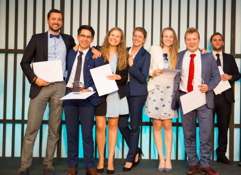 Studentisches Unternehmensprojekt der EHL - Gewinner des Excellence Awards